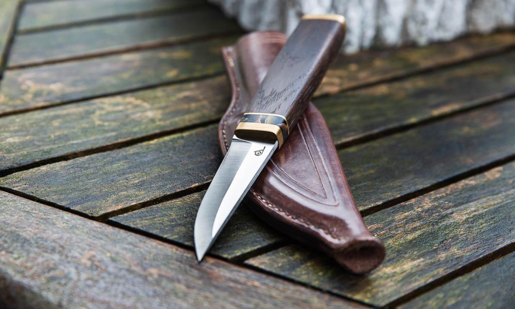 nicolas loran | handmade knives